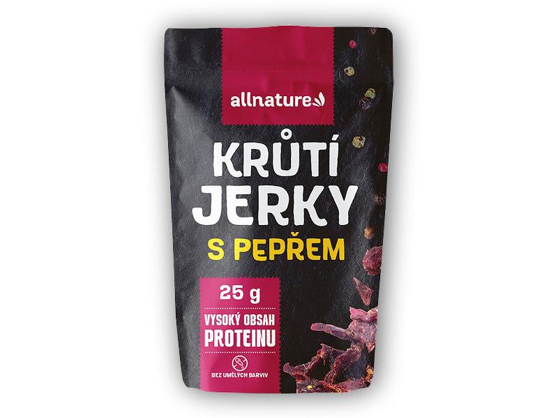 Turkey pepper Jerky 25g