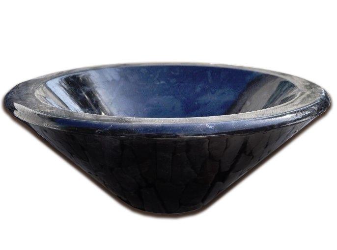 Kamenné umyvadlo Fidus Black