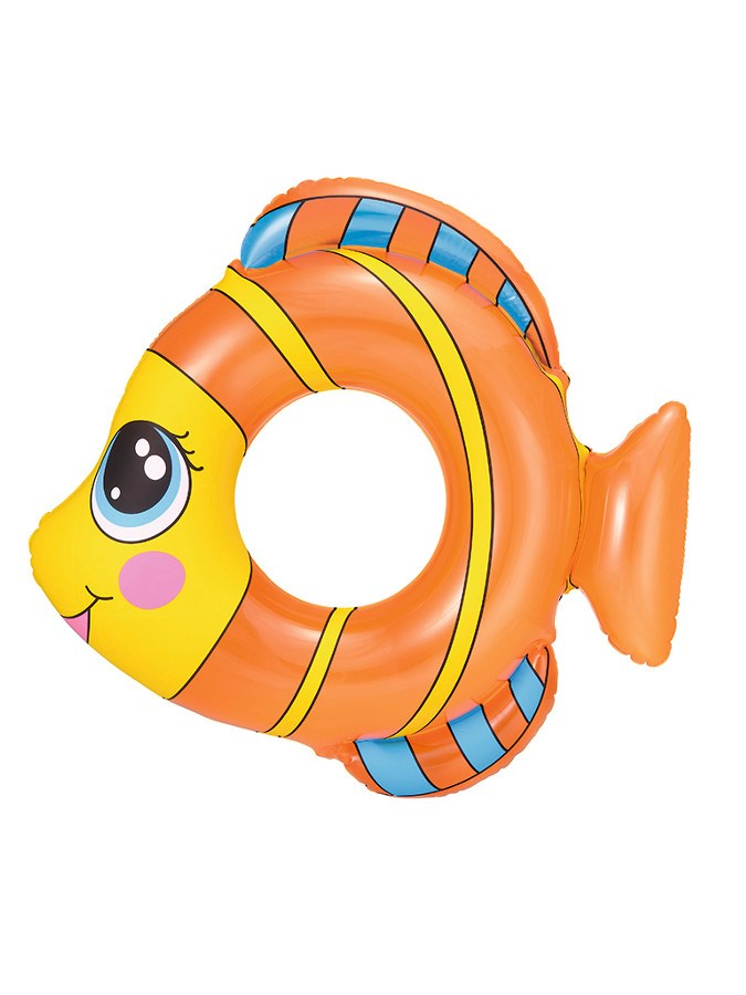 Dětský nafukovací kruh Bestway ve tvaru rybky