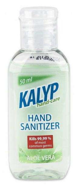 KALYP dezinfekční gel na ruce 50 ml