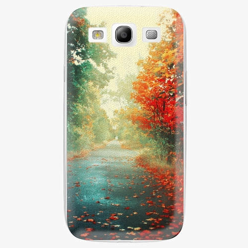 Plastový kryt iSaprio - Autumn 03 - Samsung Galaxy S3
