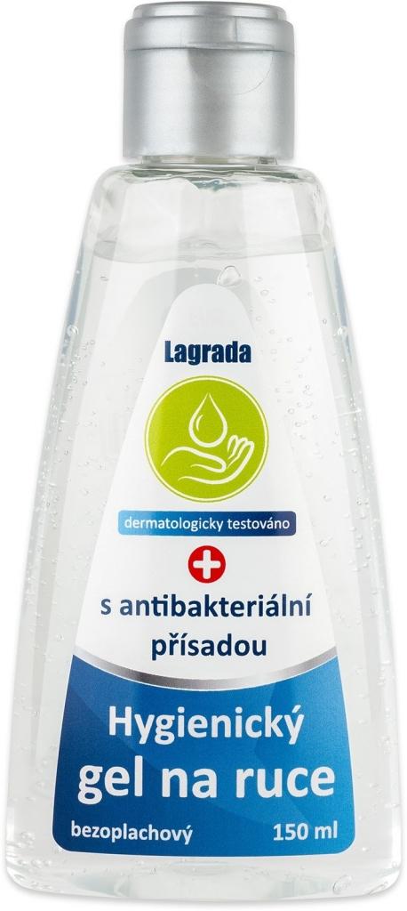 Antibakteriální hygienický gel na ruce bezoplachový 150 ml