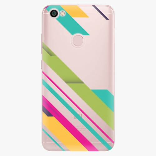 Plastový kryt iSaprio - Color Stripes 03 - Xiaomi Redmi Note 5A / 5A Prime