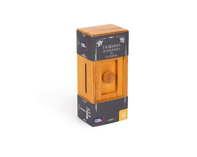 Tajemné schránky - Mozkovna - Tajemná mini schránka - 1