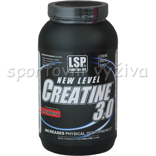 New level creatine 3.0 1500g-malina