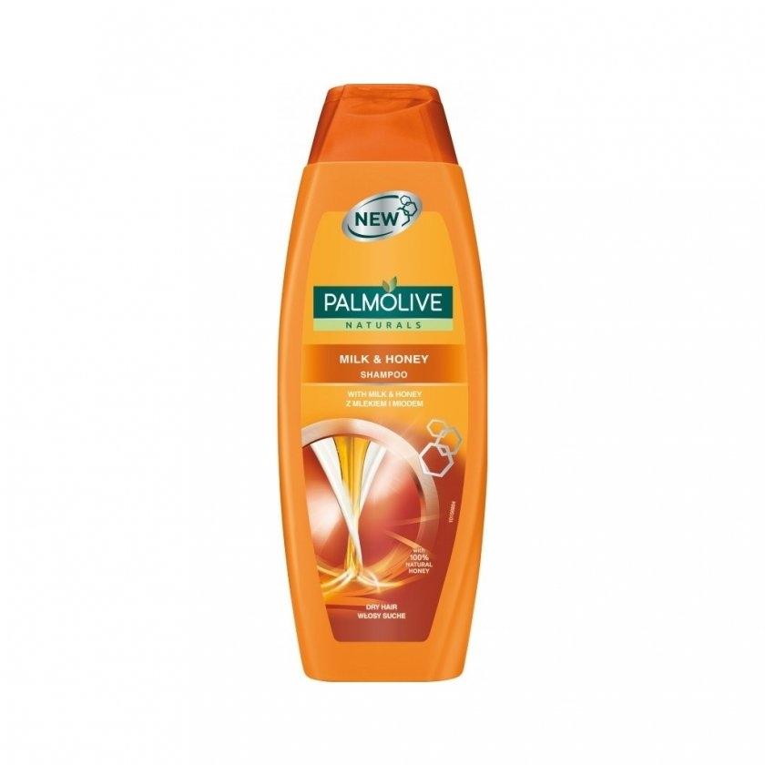 Naturals Milk & Honey šampon 350 ml