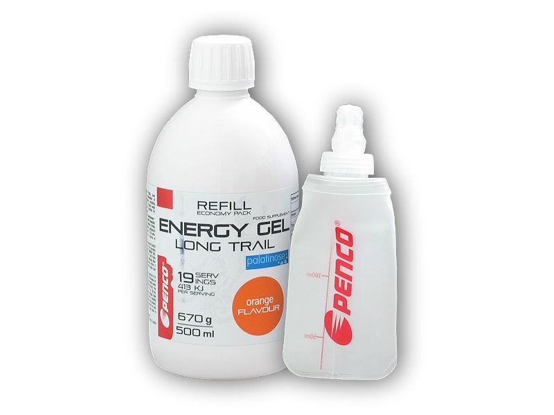 Energy Gel Long Trail 500ml + Soft