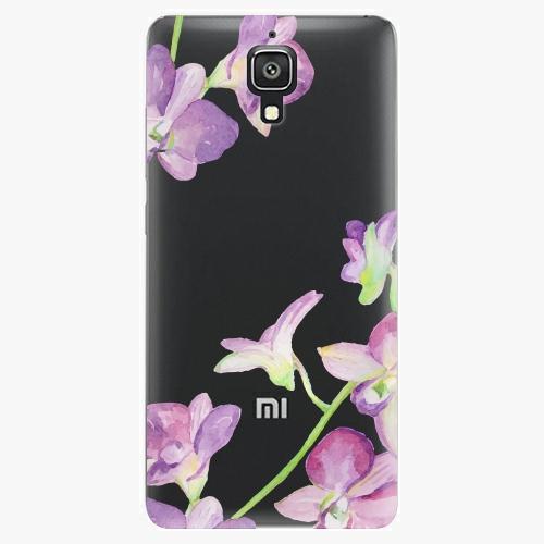 Plastový kryt iSaprio - Purple Orchid - Xiaomi Mi4