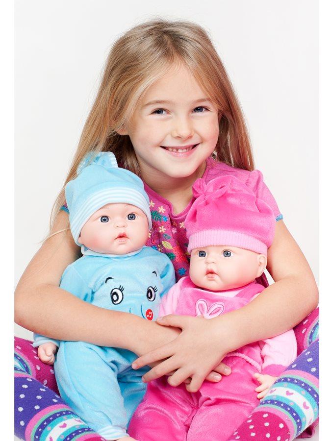 Česky mluvící a zpívající dětská panenka PlayTo