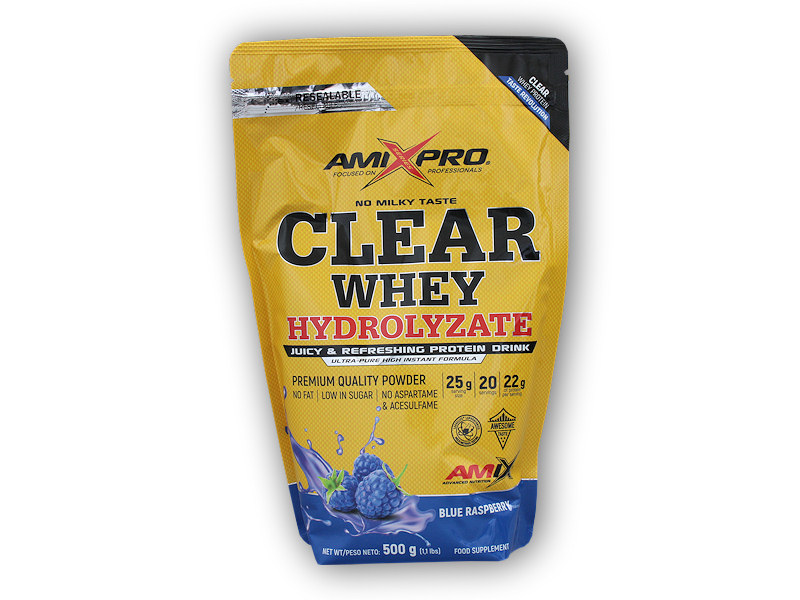 Clear Whey Hydrolyzate