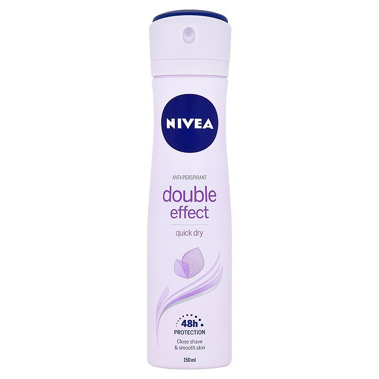 Double Effect antiperspirant ve spreji 150 ml
