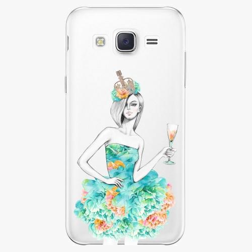 Plastový kryt iSaprio - Queen of Parties - Samsung Galaxy J5