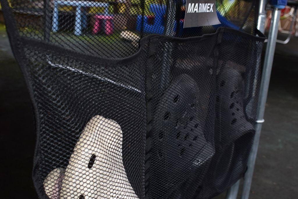 Marimex Závěsná kapsa k trampolíně na boty