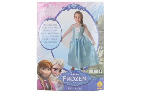 Kostým Princezna Elsa 7 - 8 let