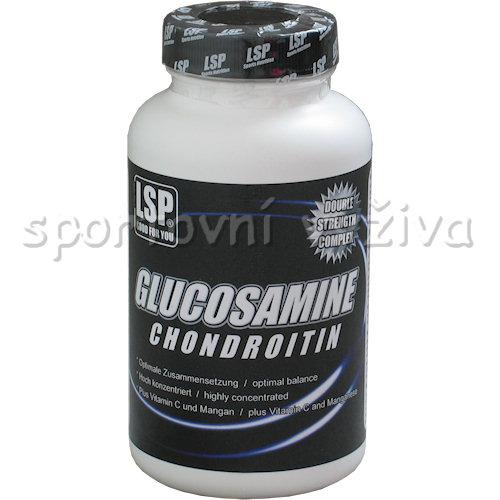 Glucosamine Chondroitin 60 kapslí