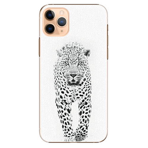 Plastový kryt iSaprio - White Jaguar - iPhone 11 Pro Max