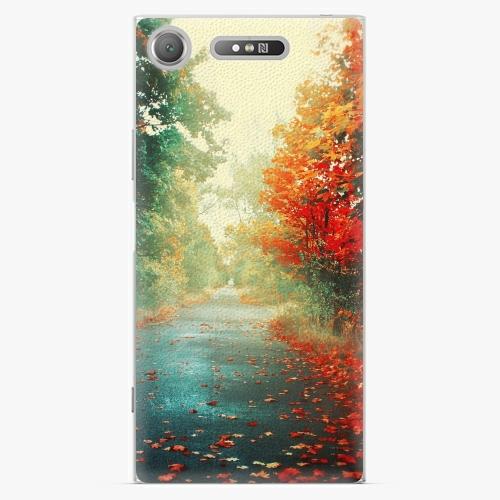 Plastový kryt iSaprio - Autumn 03 - Sony Xperia XZ1