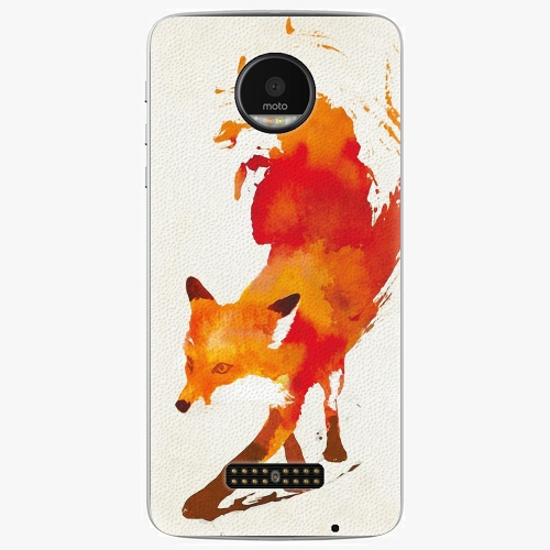 Plastový kryt iSaprio - Fast Fox - Lenovo Moto Z