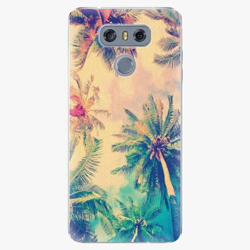 Plastový kryt iSaprio - Palm Beach - LG G6 (H870)