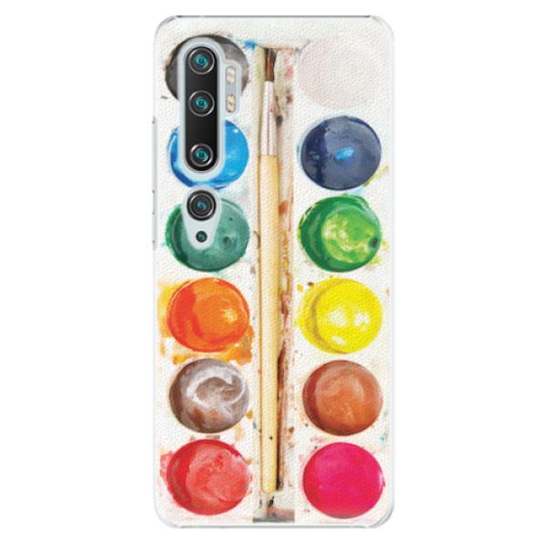 Plastové pouzdro iSaprio - Watercolors - Xiaomi Mi Note 10 / Note 10 Pro