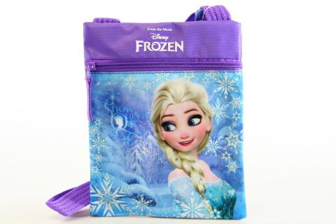Taštička Frozen fialová