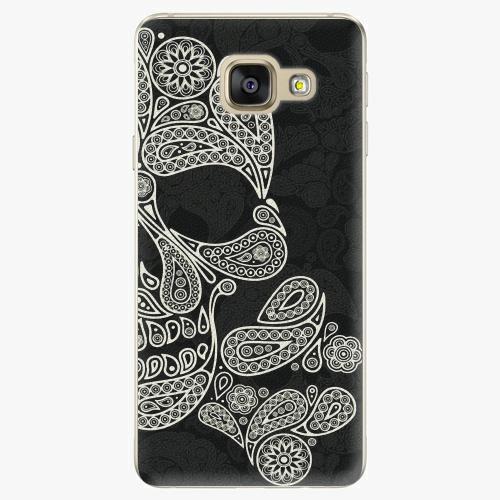 Plastový kryt iSaprio - Mayan Skull - Samsung Galaxy A3 2016