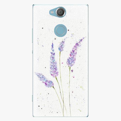 Plastový kryt iSaprio - Lavender - Sony Xperia XA2