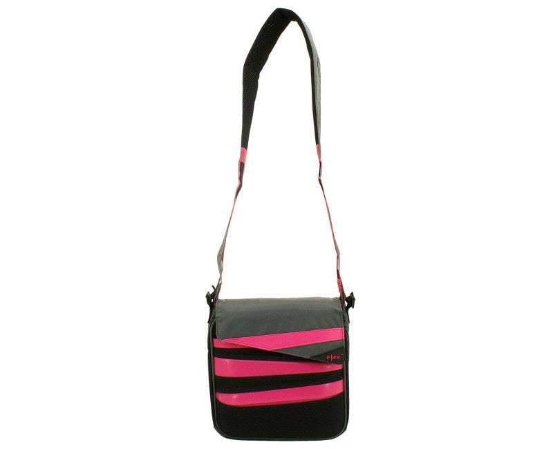 Taška přes rameno Urban Survival 7L 30014-9 Black/Pink