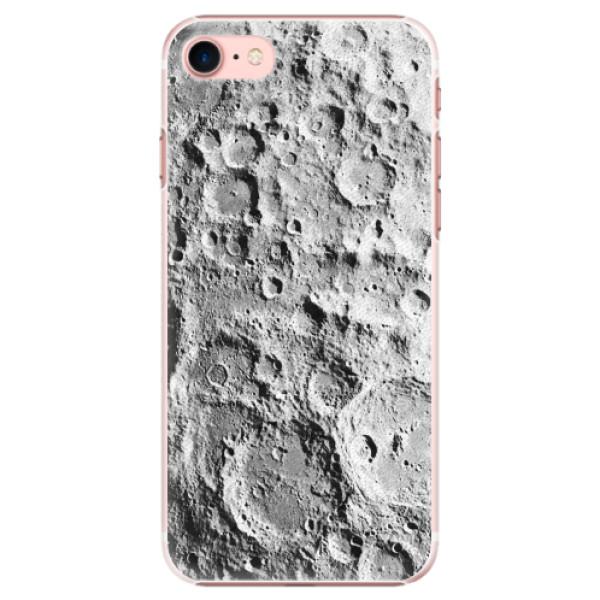 Plastové pouzdro iSaprio - Moon Surface - iPhone 7