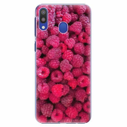 Plastový kryt iSaprio - Raspberry - Samsung Galaxy M20