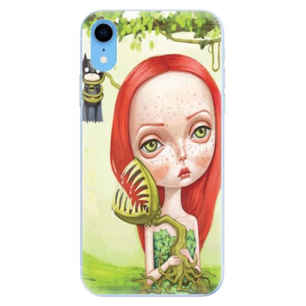 Odolné silikonové pouzdro iSaprio - Poison - iPhone XR