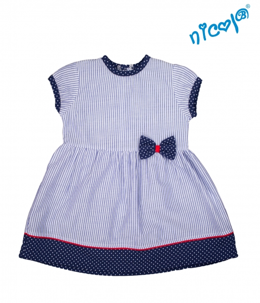 Kojenecké šaty Nicol, Sailor