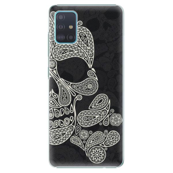 Plastové pouzdro iSaprio - Mayan Skull - Samsung Galaxy A51