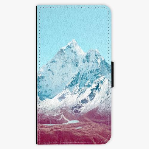 Flipové pouzdro iSaprio - Highest Mountains 01 - Samsung Galaxy J7 2016