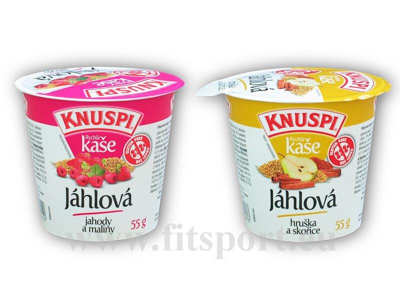 Knuspi Rychlá Kaše Jáhlová Ready To Eat