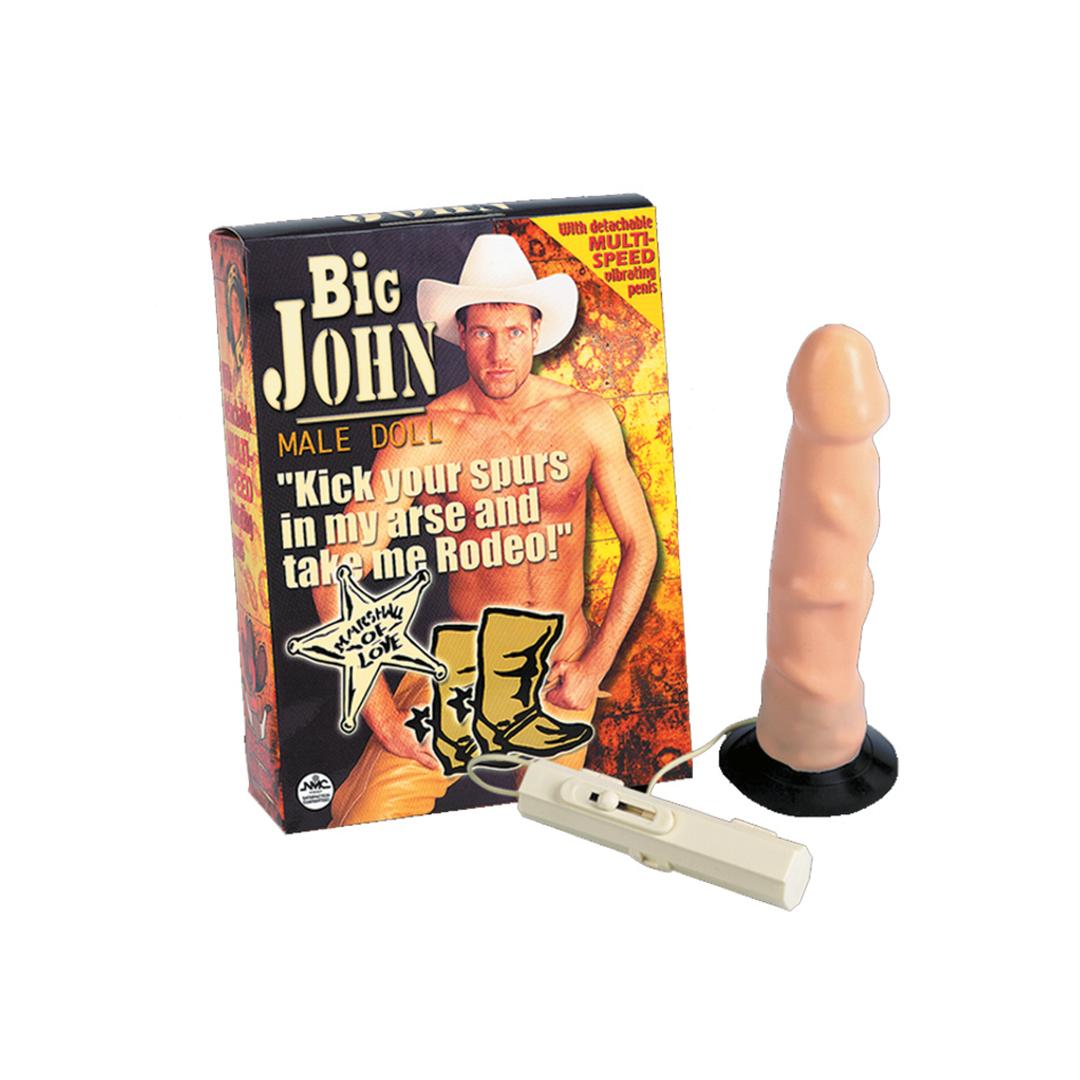 Nafukovací muž Big John