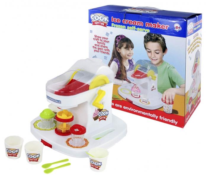 Výroba zmrzliny