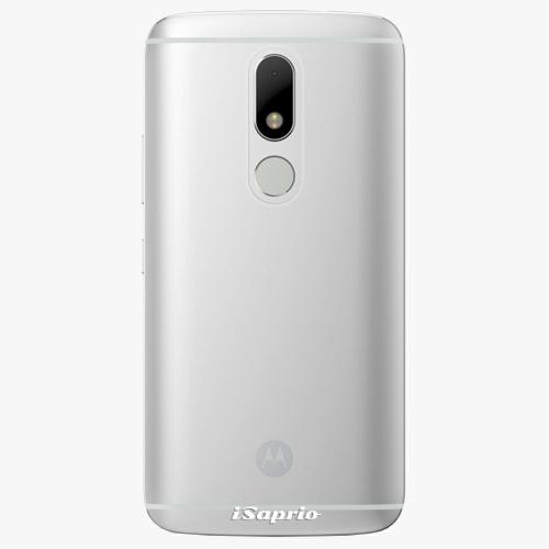 Plastový kryt iSaprio - 4Pure - průhledný matný - Lenovo Moto M