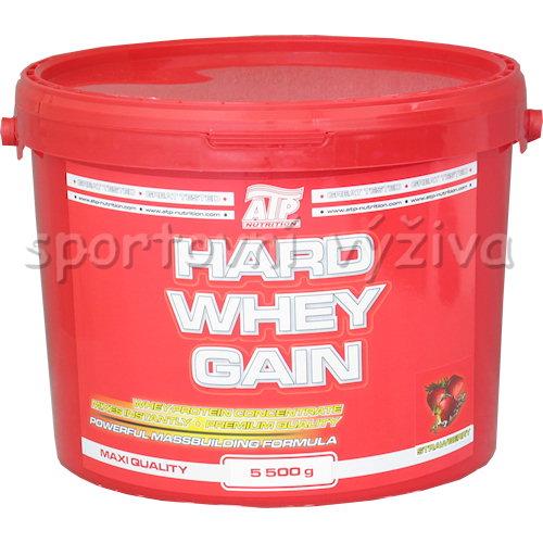 Hard Whey Gainer - 5500g-jahoda