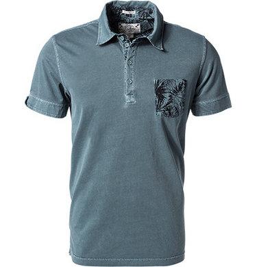 Pánské triko 557002H - Jockey - Šedo-zelená/XL