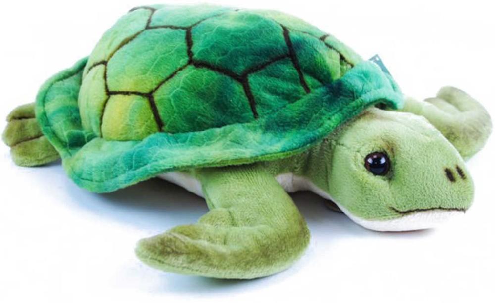 PLYŠ Želva 28cm zelená exkluzivní kolekce *PLYŠOVÉ HRAČKY*