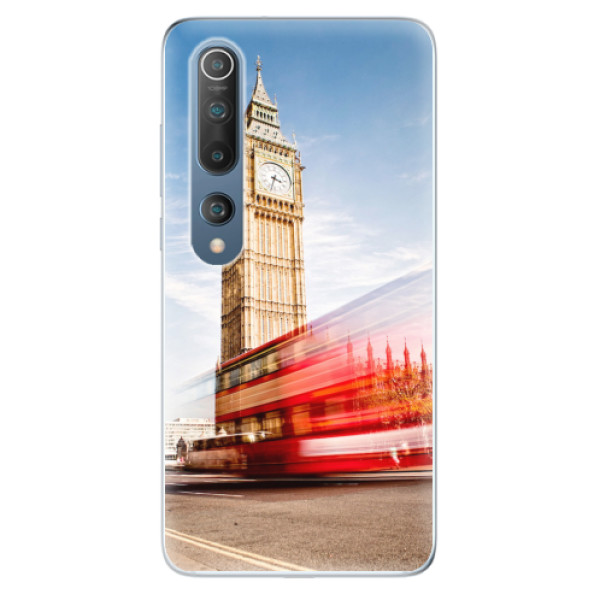 Odolné silikonové pouzdro iSaprio - London 01 - Xiaomi Mi 10 / Mi 10 Pro