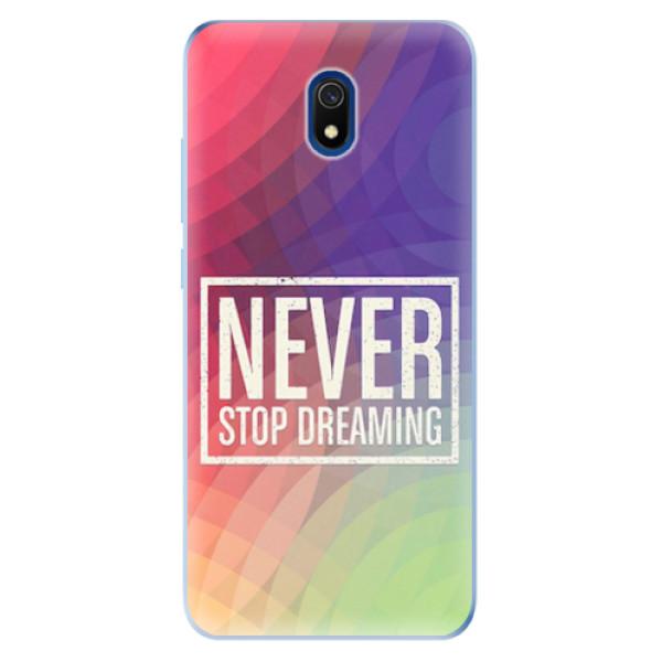 Odolné silikonové pouzdro iSaprio - Dreaming - Xiaomi Redmi 8A