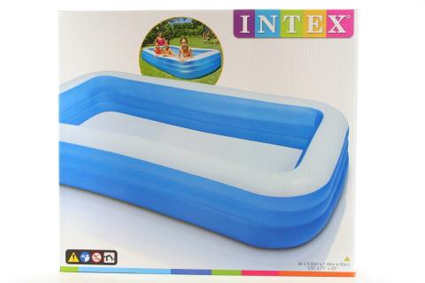 INTEX Bazén obdélník 305 x 183 x 56 cm 58484