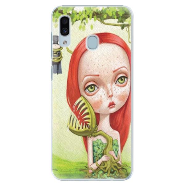 Plastové pouzdro iSaprio - Poison - Samsung Galaxy A20