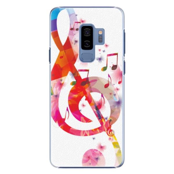 Plastové pouzdro iSaprio - Love Music - Samsung Galaxy S9 Plus