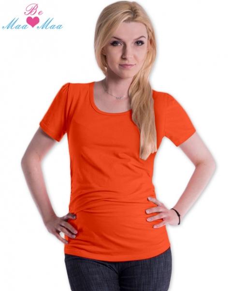 be-maamaa-triko-joly-bavlna-nejen-pro-tehotne-pomerancove-s-m
