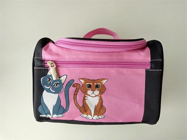 Cestovní kosmetické kufříky - Kufřík - Kočka