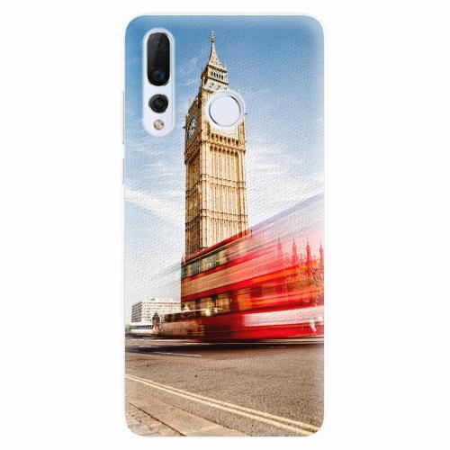 Silikonové pouzdro iSaprio - London 01 - Huawei Nova 4