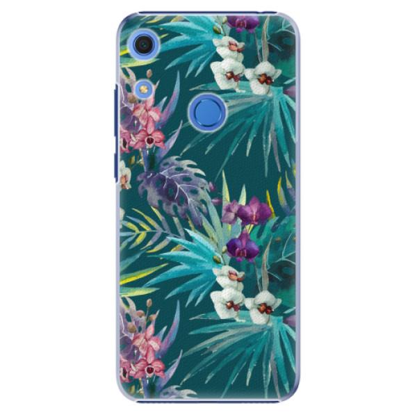 Plastové pouzdro iSaprio - Tropical Blue 01 - Huawei Y6s